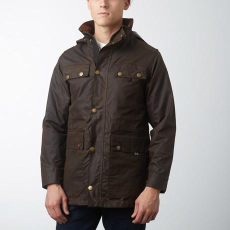 Bilton Jacket // Brown (S)