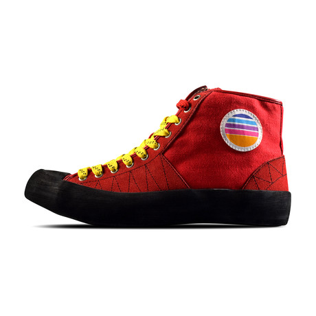 Super Gratton Hi // Molten Red (US: 8)
