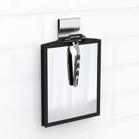 Doppio Double Sided Shower Mirror
