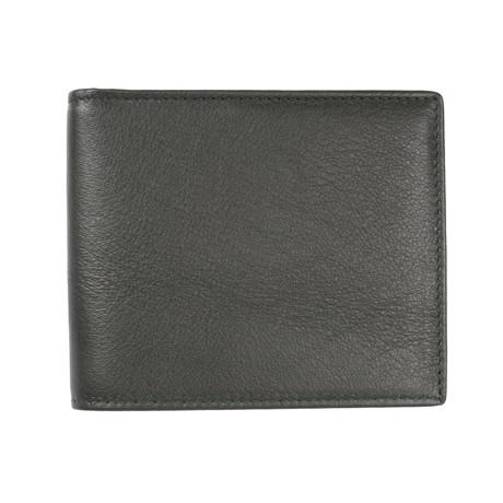 Bi Fold Wallet // Green