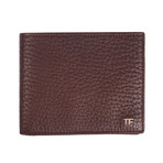Bifold Wallet // Medium Brown