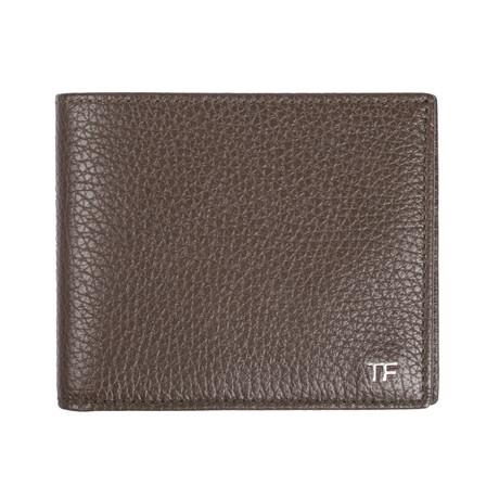 Bi-Fold Wallet // Olive