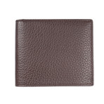 Bifold Wallet // Mahogany
