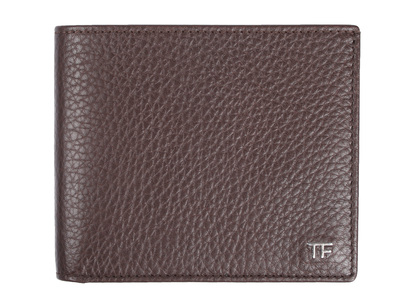 Photo of Tom Ford Designer Bags & Wallets Bi Fold Wallet // Red Brown by Touch Of Modern