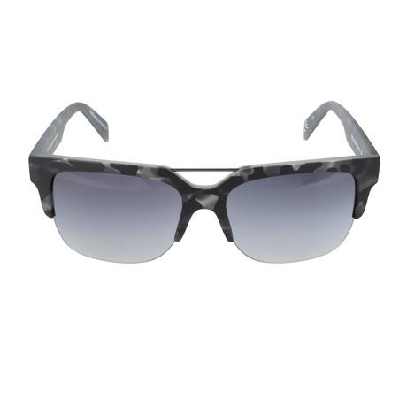 I-Plastik 0918 Sunglasses // Camo Grey