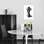 Nude Woman Charcoal Study 57 // Ashvin Harrison