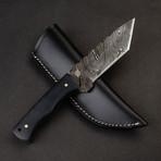 Jokyu Tanto Damascus Dagger