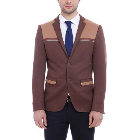 Blazer VII // Brown