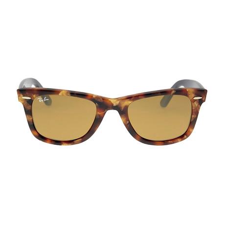 Classic Wayfarer // Tortoise Black + Brown