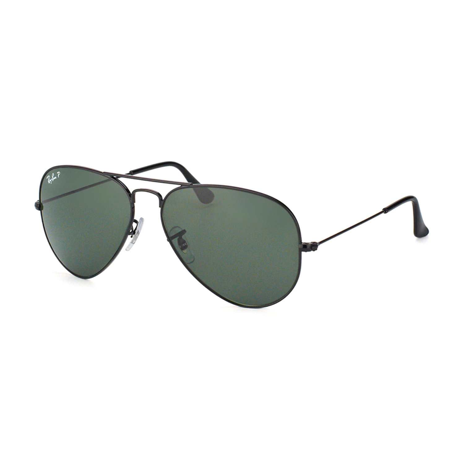 7f35d1cfb0cc7 Aviator    Black + G15    Polarized (62mm) - Ray-Ban® - Touch of Modern