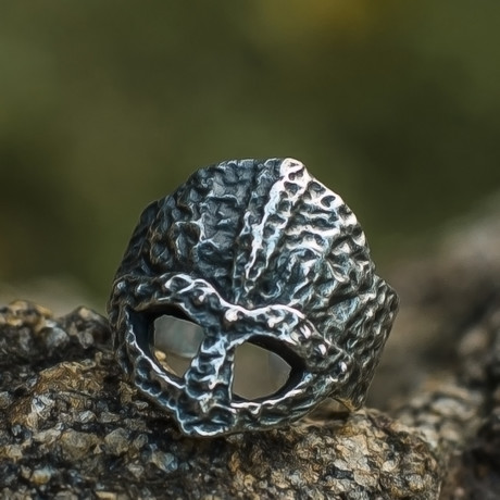 Armory Collection // Helmet Ring 2
