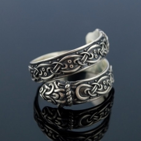 Ouroboros Viking Ring (6)