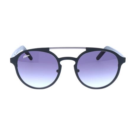 Julio Sunglasses // Matte Black