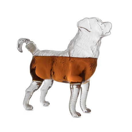 Dog Decanter