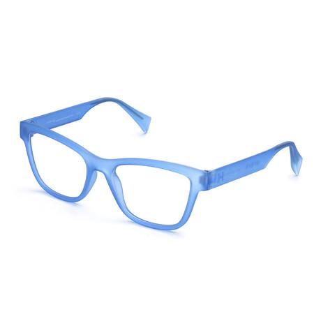 IV011 Pop Line Eyeglasses // Sky Led