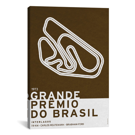 1973 Grande Premio do Brasil // Chungkong