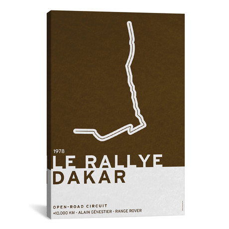 1978 Le Rallye Dakar // Chungkong