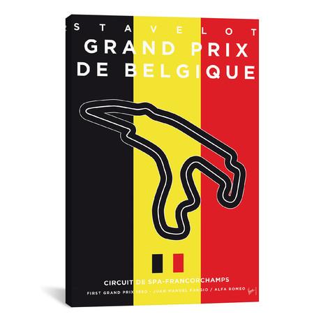 F1 Francorchamps Race Track // Chungkong
