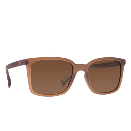 IS015 Sunglasses // Brown