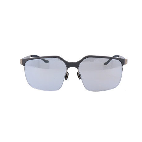 Men's M1037 Sunglasses // Gray + Gold