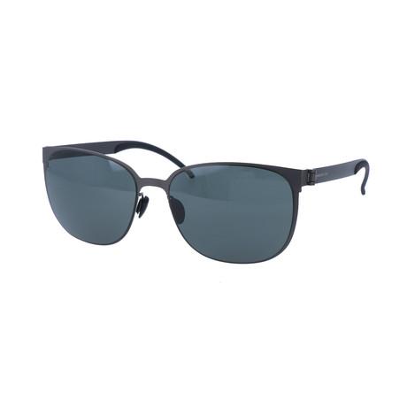 Men's M5030 Sunglasses // Matte Satin Gold
