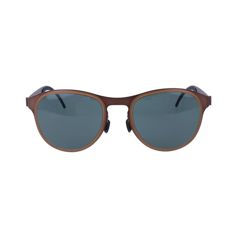 Fredi Sunglasses // Dark Brown