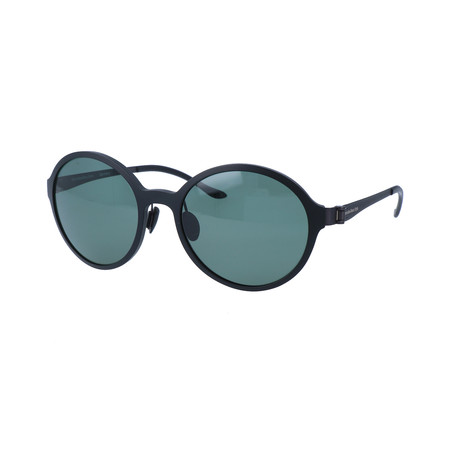 Men's M7001 Polarized Sunglasses // Black + Dark Gunmetal