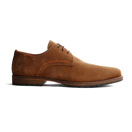 Manchester Suede // Light Brown (Euro: 40)