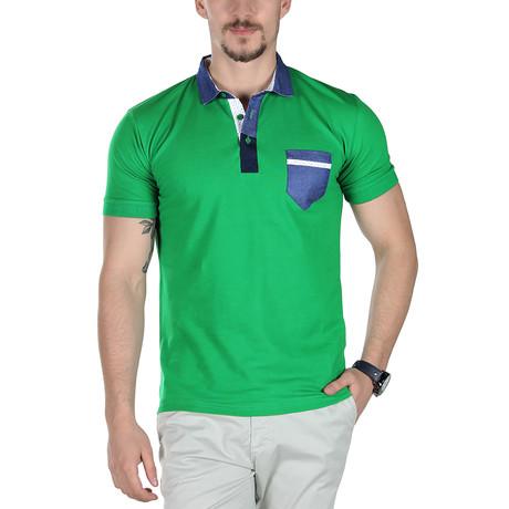 Kolton T-Shirt // Green