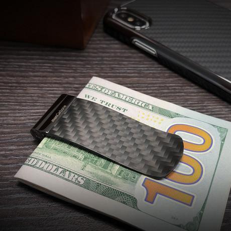 Tension Money Clip
