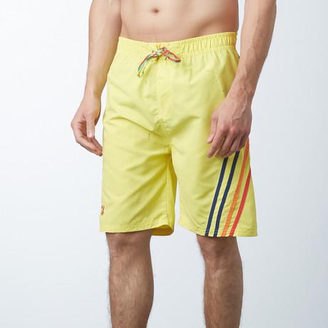 Urban Swim Trunk // Yellow