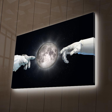 Moon At Your Fingertips