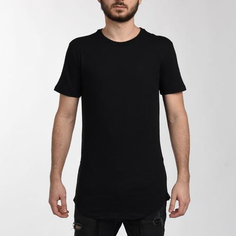 The Bobby Tee // Black Short Sleeve