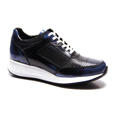 Manual Sneaker // Dark Blue (Euro: 40)