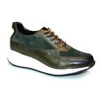 Neil Sneaker // Green (Euro: 42)