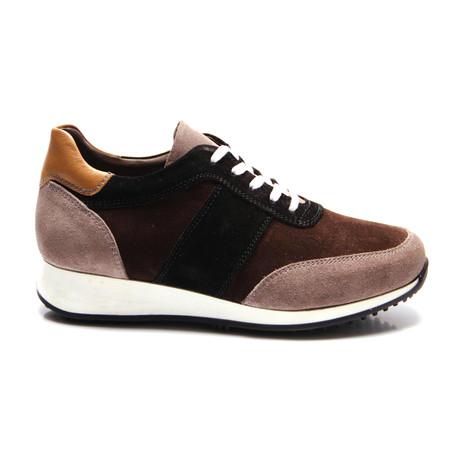 E. Goisto // Truman Sneaker // Brown (Euro: 40)