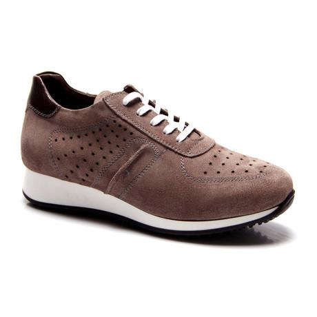 E. Goisto // Dylan Sneaker // Grey (Euro: 40)
