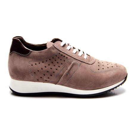 E. Goisto // Dylan Sneaker // Gray (Euro: 40)