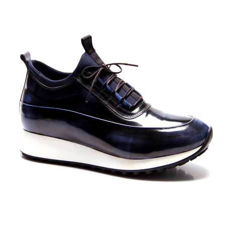 E. Goisto // Andy Sneaker // Dark Blue (Euro: 40)