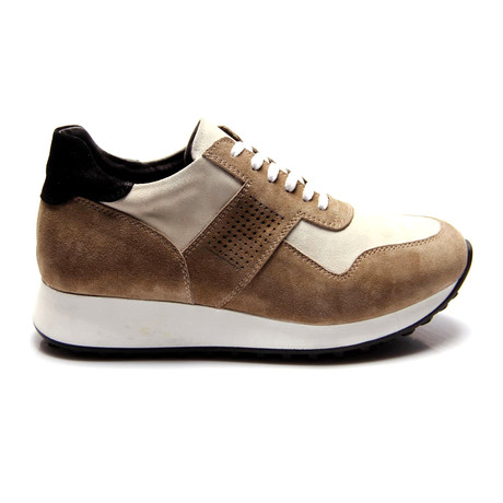 E. Goisto // Norman Sneaker // Gray (Euro: 40)