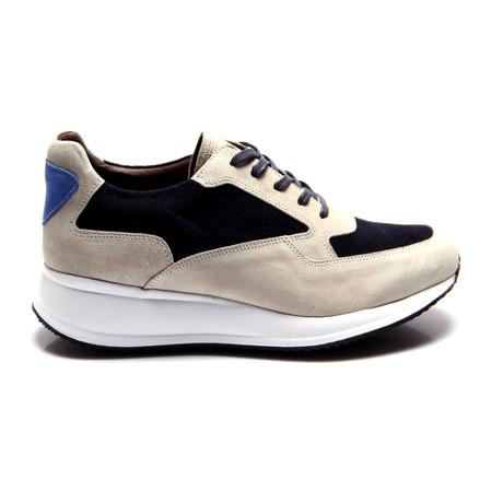 E. Goisto // Noah Sneaker // Gray (Euro: 40)
