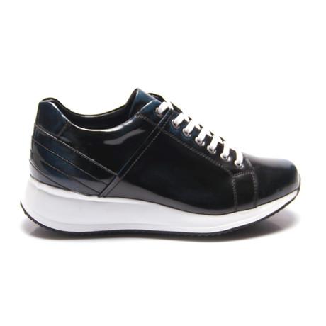 E. Goisto // Wes Sneaker // Black (Euro: 40)