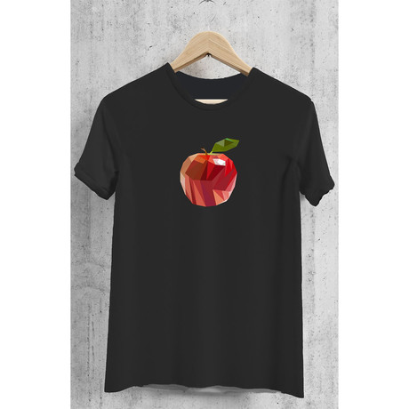 Apple Tee // Black