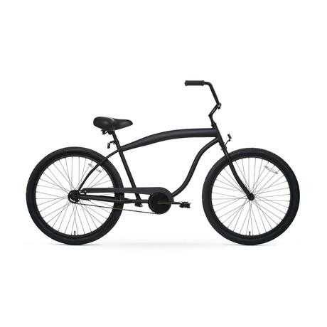 In The Barrel // 26 Beach Cruiser Bicycle // Single Speed