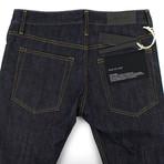 Fear Of God // Fifth Collection Denim Straight Leg Jeans // Dark Indigo (28)