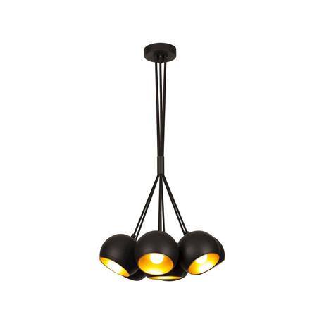 Multiple Pendant Ornamental Hanging Lamp