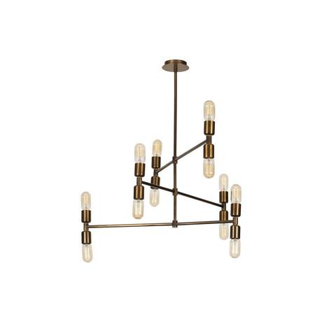 Pendant Metal Vintage Hanging Lamp