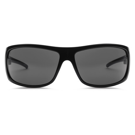 Charge XL // Gloss Black + OHM Gray Polarized