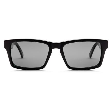 Hardknox // Gloss Black + OHM Gray Polarized