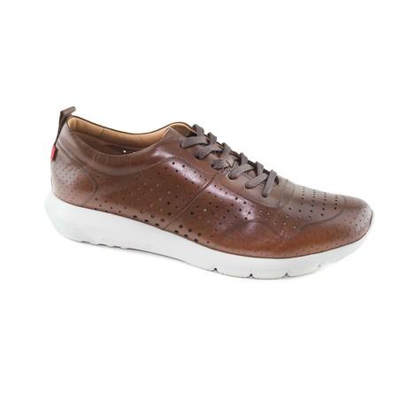 Grand Central Sneaker // Cognac Napa (US: 7)